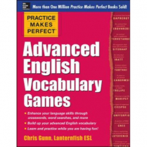 PMP Advanced English Vocabulary Games