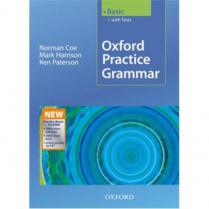 Oxford Practice Grammar: Basic w CD-ROM (C141)