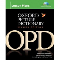 Oxford Picture Dictionary - Lesson Plans w CDs  COX34
