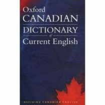 Oxford Canadian Dictionary of Current English (C439)