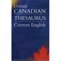 Oxford Canadian Thesaurus of Current English (C437)