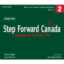 Step Forward Canada 2: CDs    (COX63)