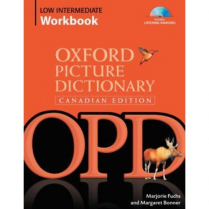 Oxford Picture Dictionary: Low-Intermediate Workbook (COX33)