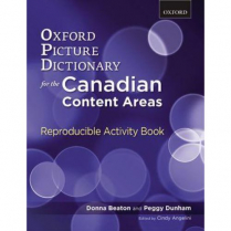 OPD for Canadian Content Area Reproducible Activity Bk COX55