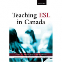 Teaching ESL in Canada                 (4140)