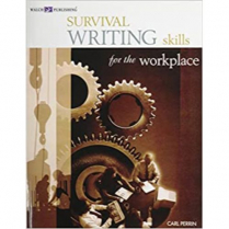 Survival Writing Skills for the Workplace    (4034)