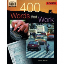 400 Words That Work: Student Book     (8590)