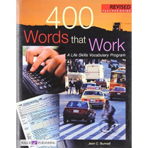 400 Words That Work: Teacher's Guide     (8868)
