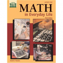 Math in Everyday Life    (04258X)