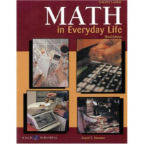 Math in Everyday Life, Teacher's Guide  (042830)