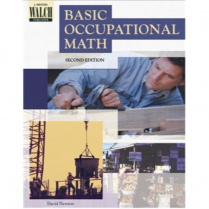 Basic Occupational Math, 2nd Ed, Teacher's Guide  (043551)