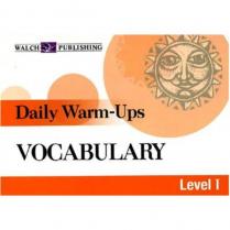 Daily Warm-Ups: Vocabulary (6063)