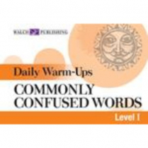 Daily Warm-Ups: Commonly Confused Words Level 1     (4630)