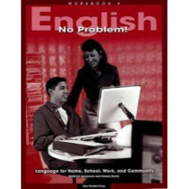 English-No Problem! Workbook 4     (2364)