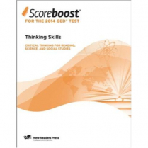 2014 GED Scoreboost: Critical Thinking Read. Sci & SS (2470)