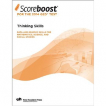 2014 GED Scoreboost: Data & Graphic Skills Math, Sci. (2471)
