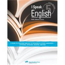 I Speak English Revised