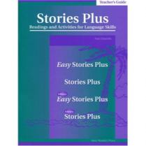 Stories Plus Series Teacher's Guide     (2519)