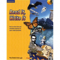 Read It, Write It  Introductory Level Student Book    (2581)
