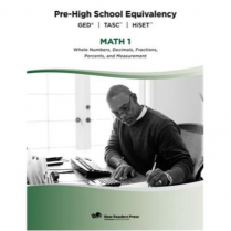Pre-HSE: Math 1 - Whole Numbers, Decimals, Fractions..(2644)