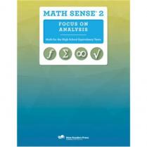 Math Sense 2:  Focus on Analysis (2693)