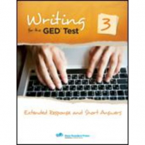 Writing for the GED Test - Book 3    (2861)