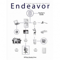 Endeavor Teacher Guide 8     (2876)