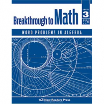 BTM 2nd Ed (Level 3): Word Problems w Algebra  (2988)