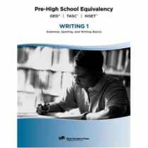 Pre-HSE: Writing 1 - Grammar Spelling & Writing Basic (2641)