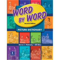 Word By Word Picture Dictionary 2nd Ed.     (2214)