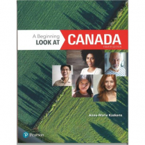 A Beginning Look at Canada 4E Book (139103)