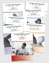 Pre-HSE Workbooks