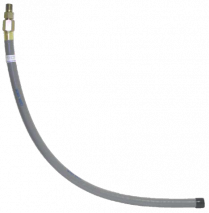 "1/2"" CTS (.090 WALL) X 3/4"" MPT FLEXIBLE RISER"