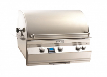 AURORA BUILT-IN WITH ROTISSERIE BACKBURNER LP