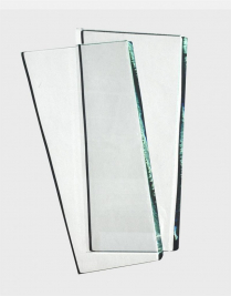GLASS PANE: MODELS CORONET & ARKLA 7-5/8 x 4-3/4 x 8