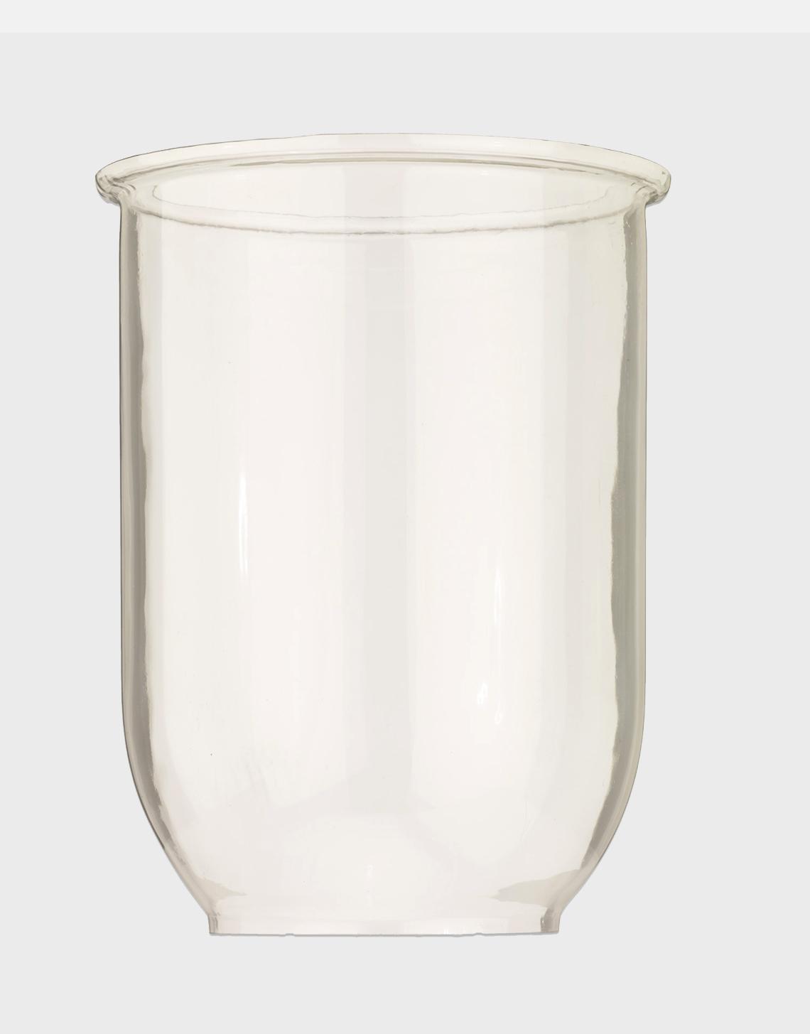 Victorian Globe Clear Glass