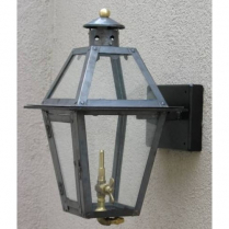 CHATEAU BRONZE GASLIGHT 15 X 8 X 10