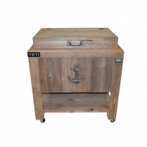 YETI COOLER - 45 - SEA ANCHOR - PEWTER
