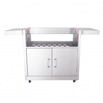 Stainless Cart for RON30a Grill