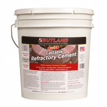 CASTABLE REFRECTORY CEMENT 25 LB (1)