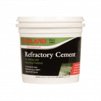 REFRACTORY CEMENT 1/2 GAL (6)