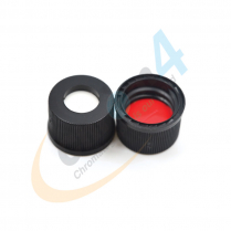 Cap Screw 13mm Black Bonded Red PTFE/WHT Sil