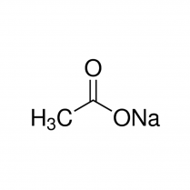 Sodium acetate TraceSELECT®, for trace analysis, =99.999% (m