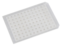 Square well Silicone Cap Mat for PV-229230