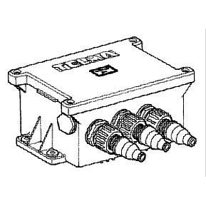 RELAY BOX 12V