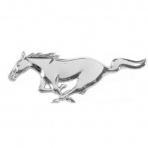 1968 Grille Horse Emblem