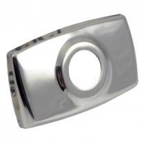1979-93 Antenna Base Cover - Polished Stainless