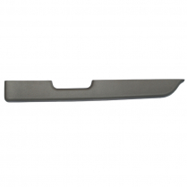 1990-93 Door Arm Rest Pad RH Titanium Gray