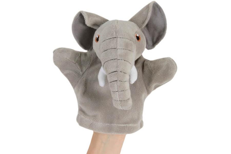 Elephant Hand Animal Hand Puppet Elephant