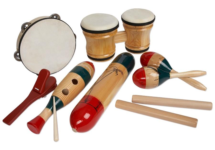 Latin American Percussion Instrument 25